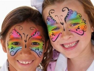 Face Painter - $100 Per Hour