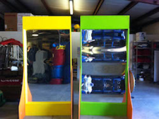 Fun House Mirrors $150 each