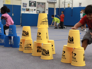 Giant Speed Stack (3) $55