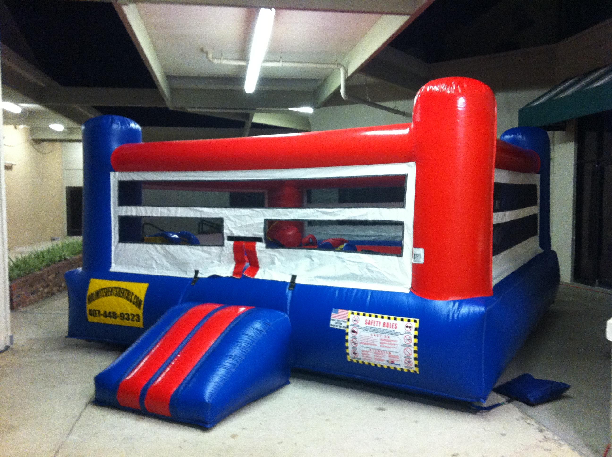 Bounce Houses | Winter Park & Orlando, FL | No Limit Event ...