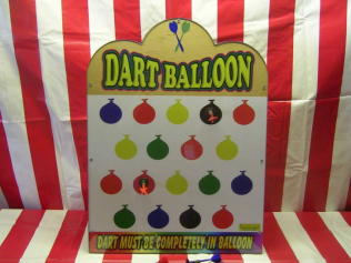Dart Balloon $55