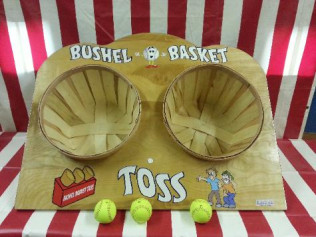 Bushel Bucket Toss $65