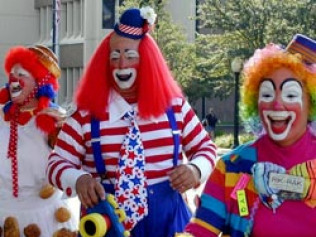 Clowns - $125 Per Hour