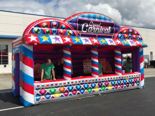 The Grand Carnival $495 (NEW! Includes 4 table top games)