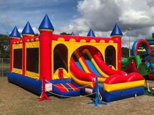 XL Combo Bounce House