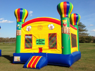 Adventure Bounce House