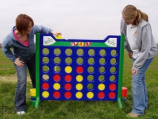 Giant Connect 4 $95