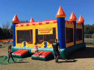 XL Castle Bounce House