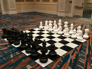 Giant Chess $195