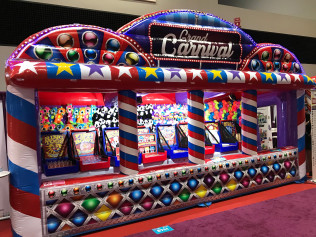 The Grand Carnival (NEW!). *Games NOT included.